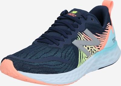 new balance Chaussure de sport en turquoise / bleu foncé / pêche, Vue avec produit