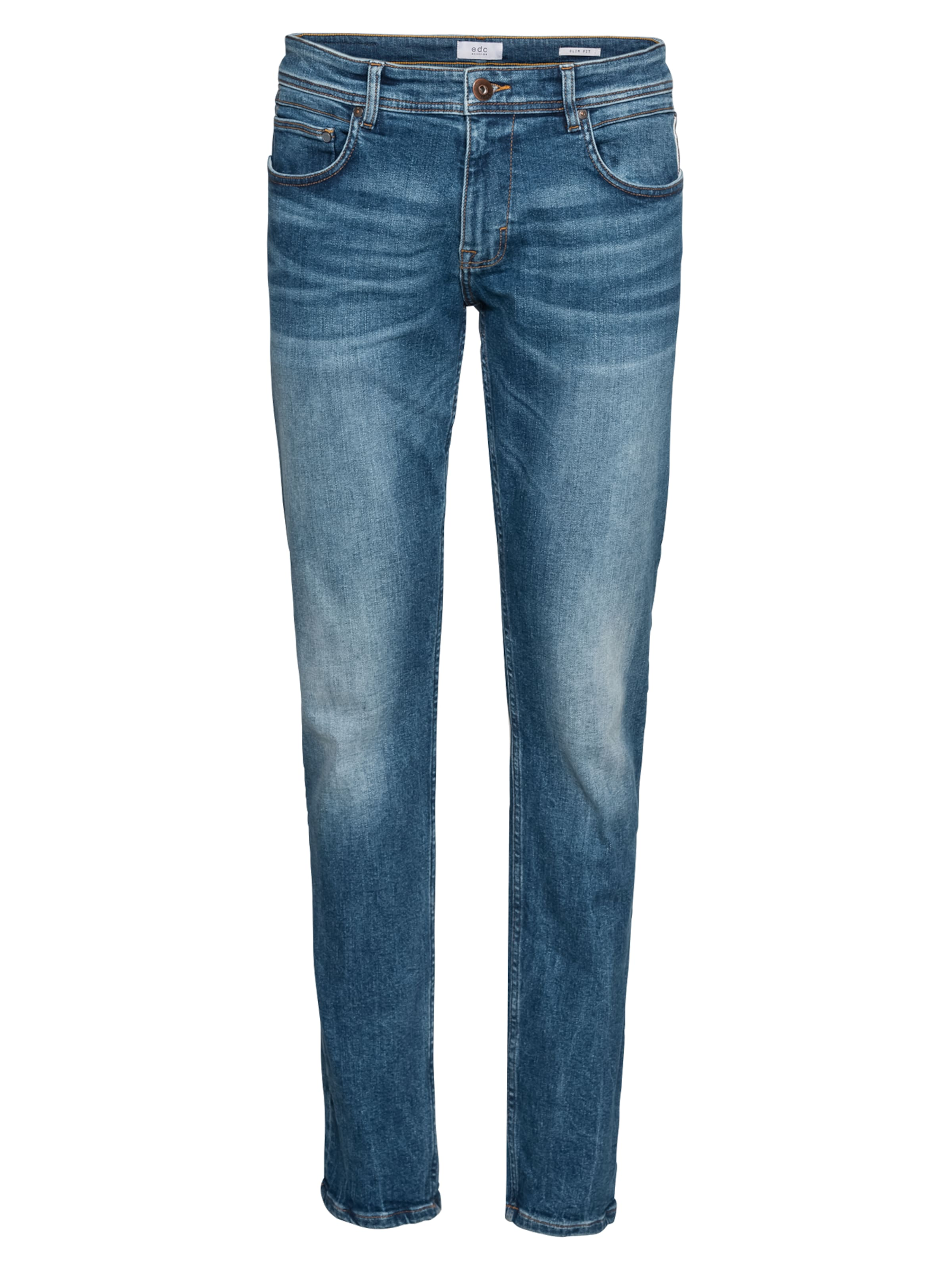 'ocs Jean Bleu Denim Pkt En Slim Esprit Pants 5 Denim' By Edc 80nwNvm
