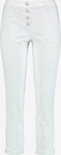 GERRY WEBER Hose Jeans verkürzt Jeans boyfriend in weiß, Produktansicht