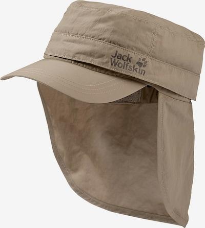 JACK WOLFSKIN Mütze 'Lakeside' in beige, Produktansicht