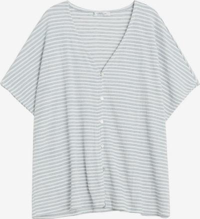 VIOLETA by Mango T-shirt 'Bimbo' in pastellblau, Produktansicht