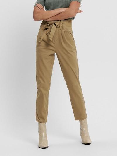 ONLY Hose in braun, Modelansicht