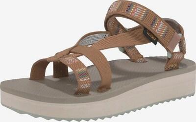 TEVA Sandale 'Midform Arivaca' in sand / mischfarben, Produktansicht