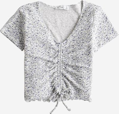 HOLLISTER T-Shirt in blau / grau / weiß, Produktansicht