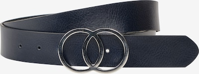 STREET ONE Gürtel mit runder Schnalle in blau, Produktansicht
