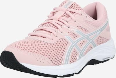 ASICS Chaussure de course 'Gel-Contend 6' en rose / argent / blanc, Vue avec produit