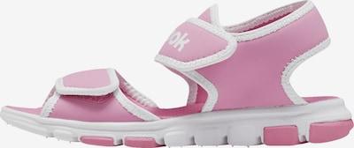 REEBOK Sandalen in de kleur Pink / Wit, Productweergave