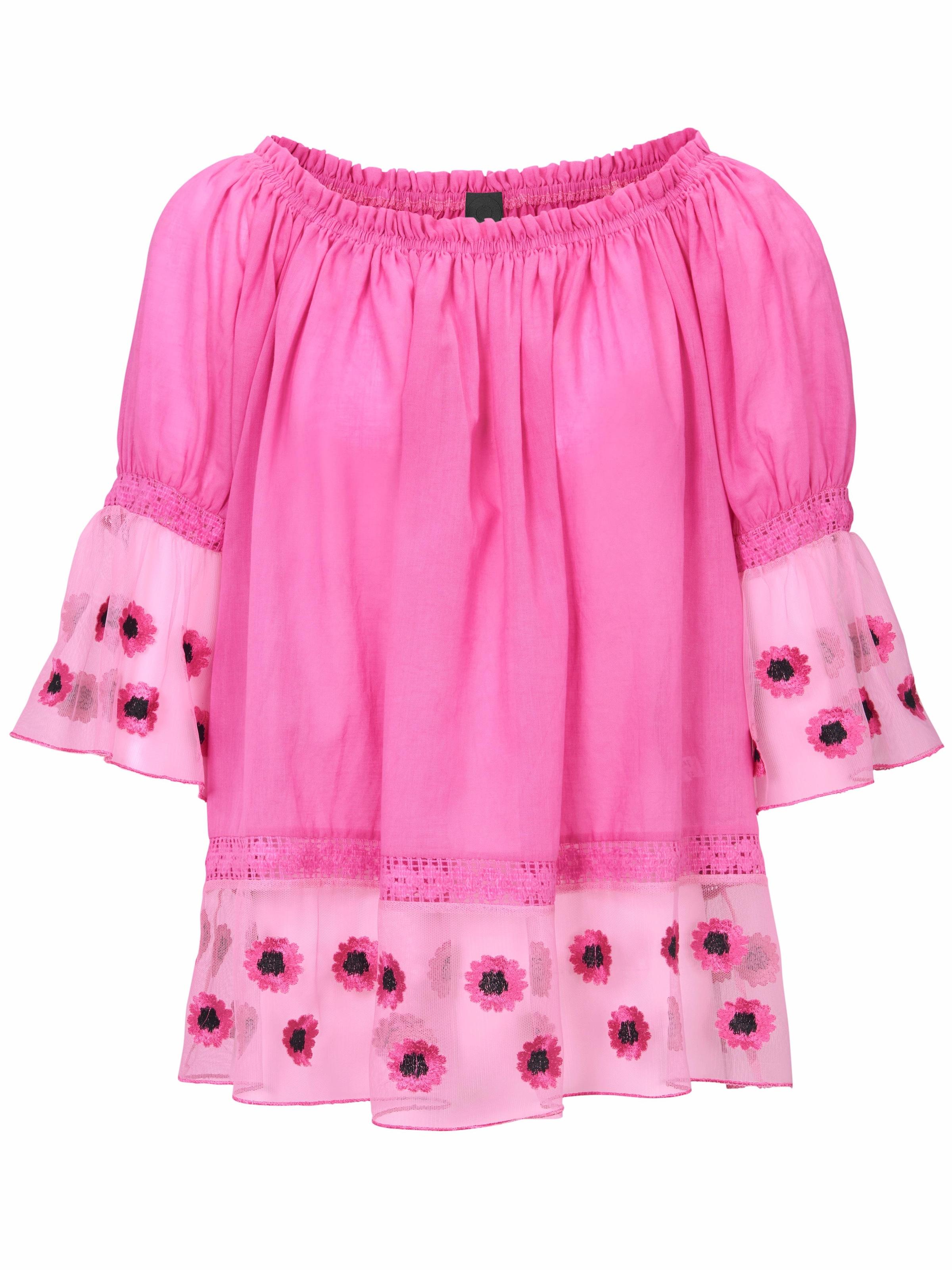 Bluse Bluse In Heine In Heine In PinkSchwarz PinkSchwarz Bluse Heine J135lcKTFu