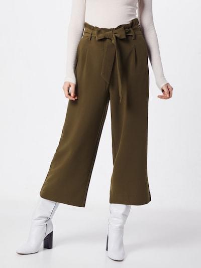 ICHI Hose 'BESSA PA' in khaki, Modelansicht
