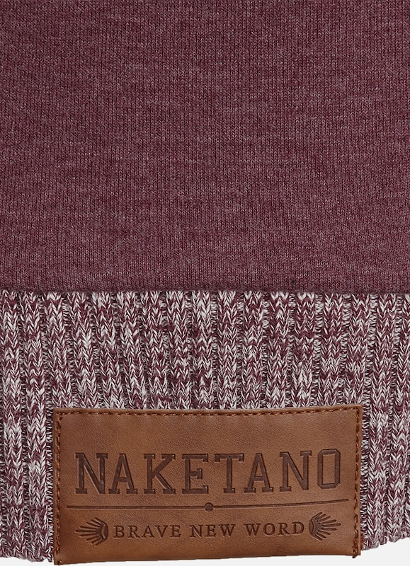 naketano Male Sweatshirt 'Geschichtenerzähler'
