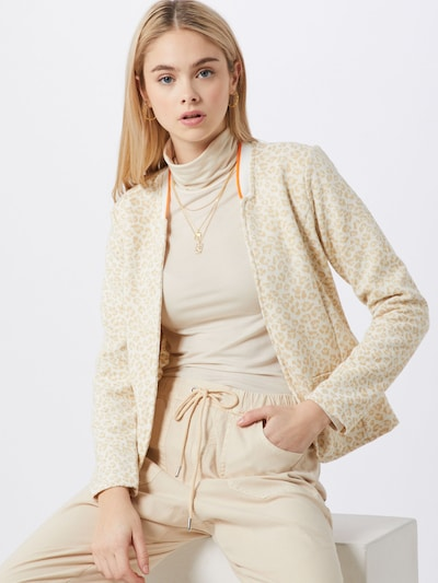 TOM TAILOR Blazer in beige, Modelansicht