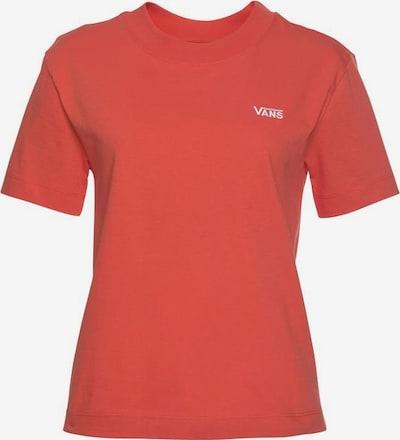 VANS T-Shirt in orange, Produktansicht