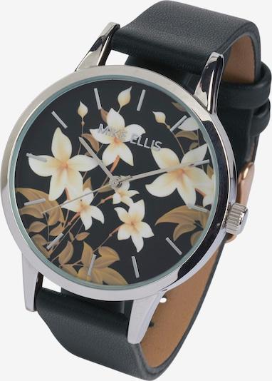 heine Armbanduhr in schwarz, Produktansicht