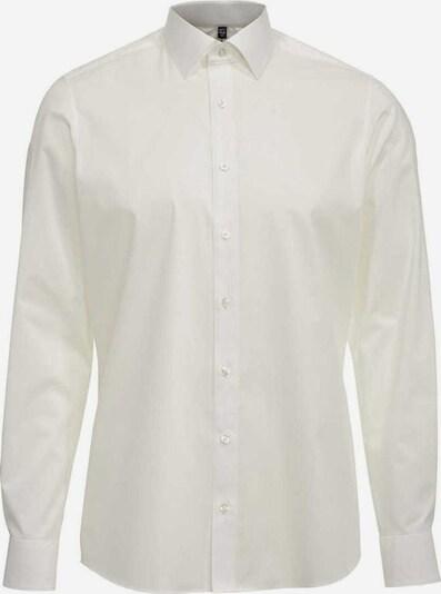 OLYMP Zakelijk overhemd in de kleur Crème, Productweergave