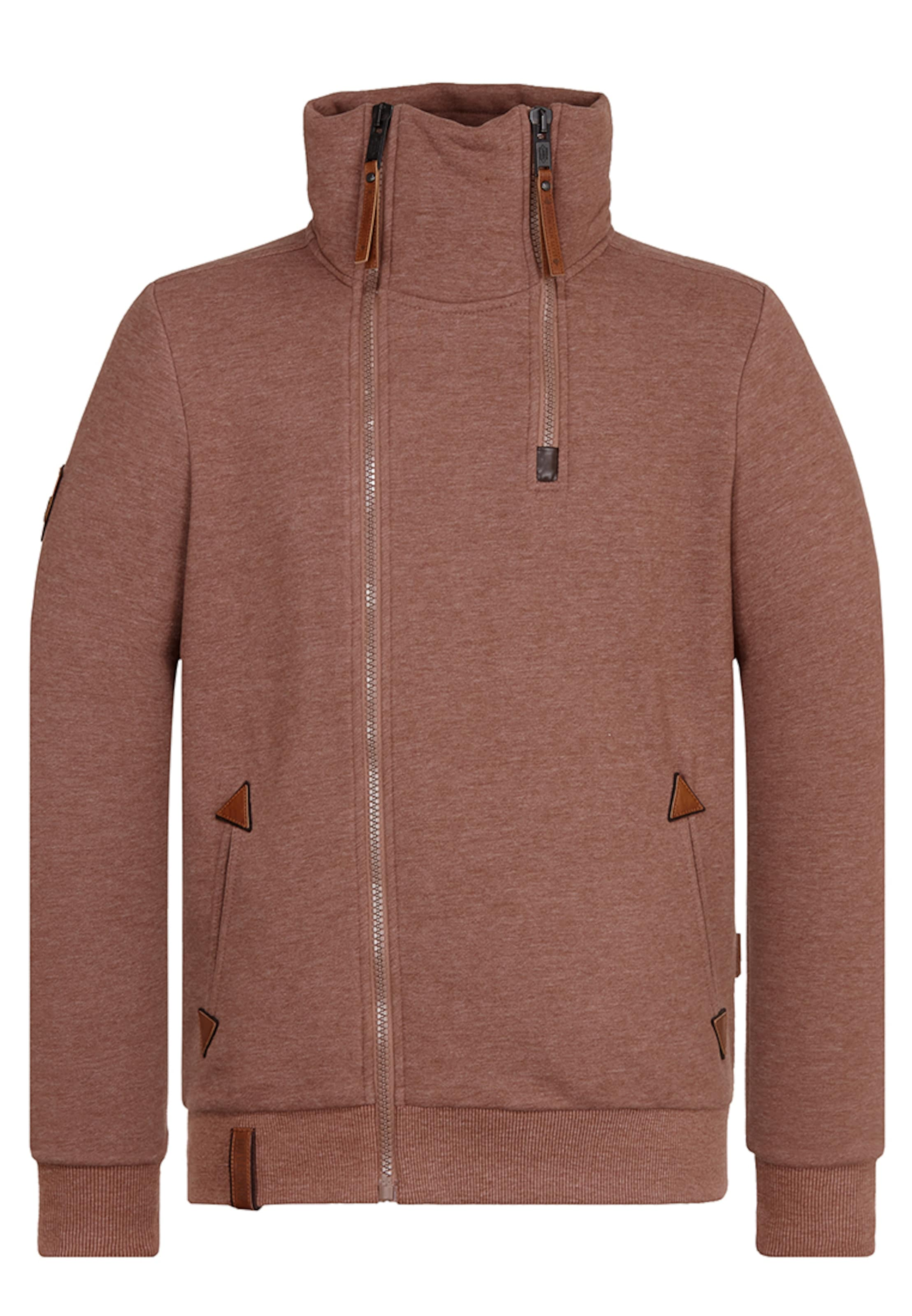 Top-Qualität Verkauf Online naketano Zipped Jacket Sammlungen Zum Verkauf Günstig Kaufen Am Besten Qualität Aus Deutschland Großhandel Zuverlässig Bsscn