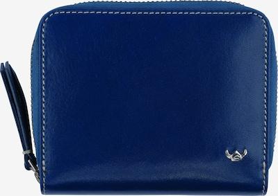 GOLDEN HEAD Geldbörse 'Venezia' in blau, Produktansicht