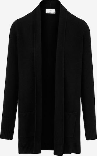 Peter Hahn Cardigan in schwarz, Produktansicht