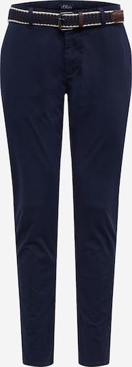Chino stiliaus kelnės iš s.Oliver , spalva - tamsiai mėlyna, Prekių apžvalga