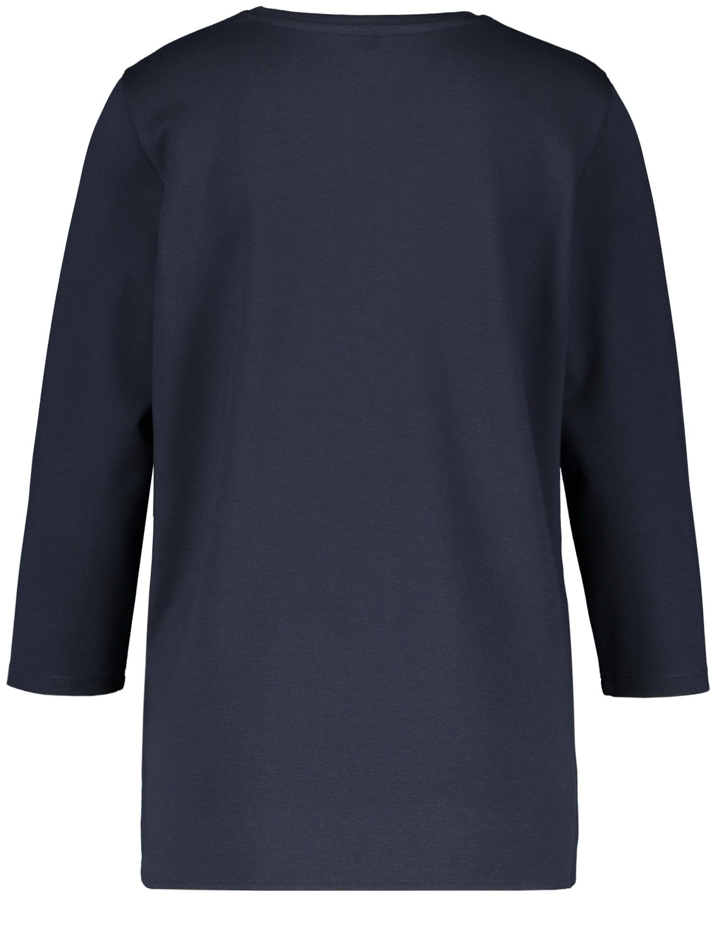 Gerry Weber Ultramarinblau Gerry Weber Weber In Ultramarinblau Gerry Shirt In Shirt mN80wOvn