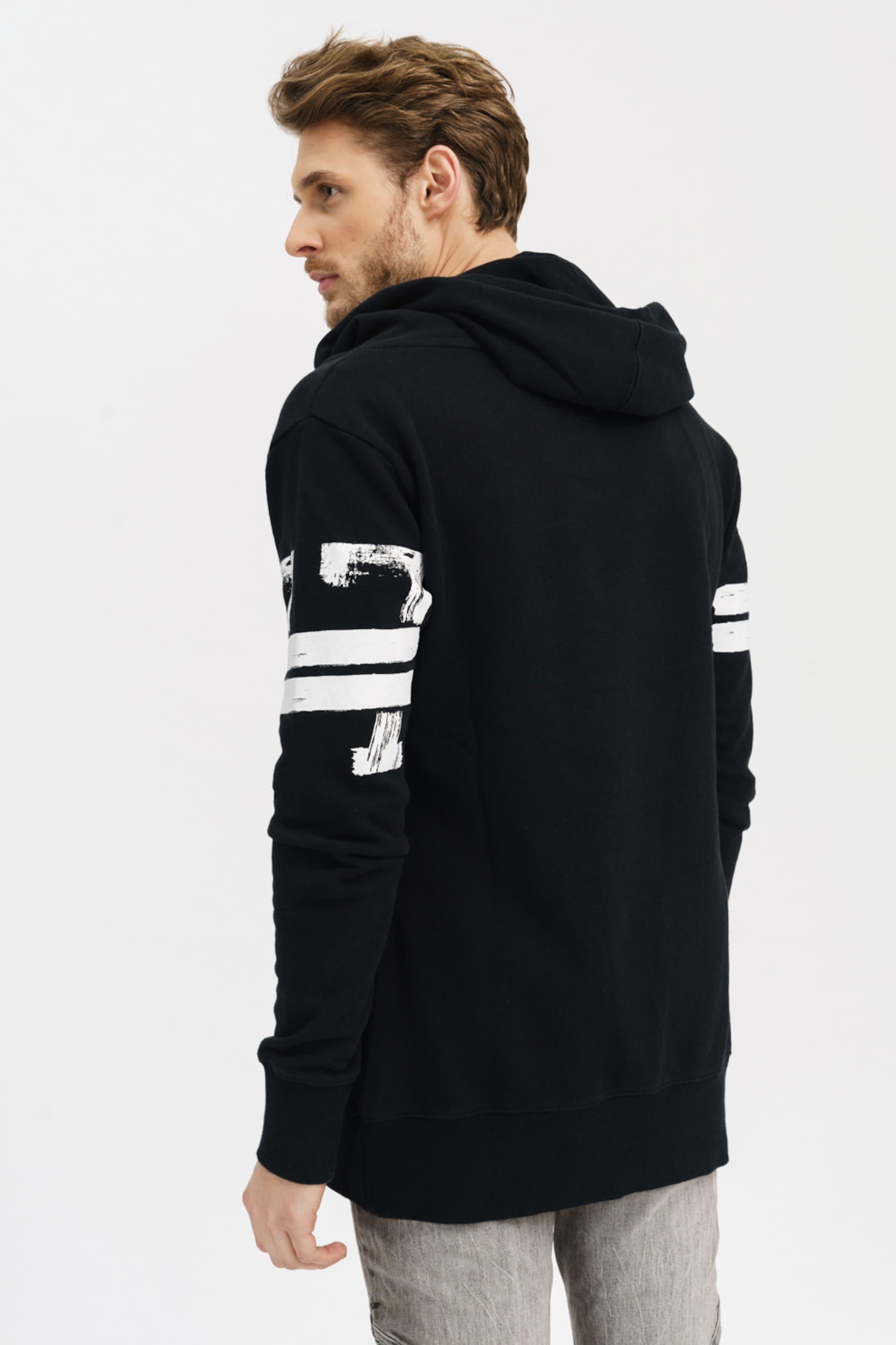 In 'davos' In SchwarzWeiß Trueprodigy 'davos' Kapuzensweater Trueprodigy Kapuzensweater tsQhrd