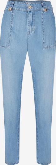 Angels Chino-Jeans mit Knopf-Akzenten in hellblau, Produktansicht