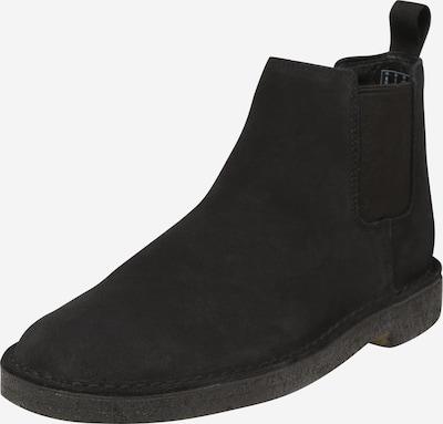 Clarks Originals Chelsea boots 'Desert' in de kleur Zwart, Productweergave
