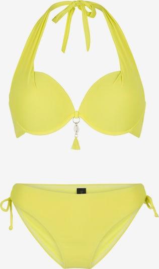 LingaDore Bikini 'ZIA' in de kleur Geel, Productweergave