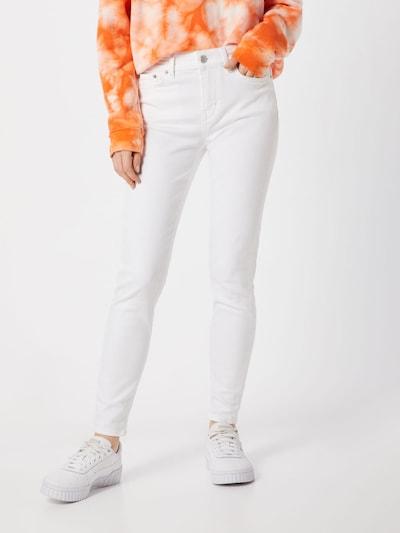 DRYKORN Jeans 'NEED' in weiß, Modelansicht