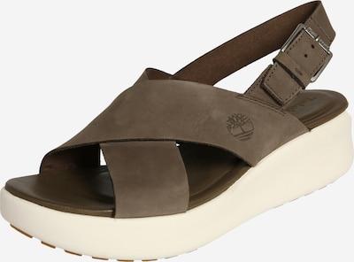 TIMBERLAND Páskové sandály 'Los Angeles Wind' - barvy bláta, Produkt