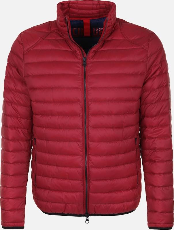 CINQUE Daunenjacke 'Cirace' in rot  Mode neue Kleidung