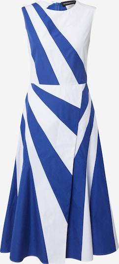 Sportmax Code Kleid 'FREDDY' in blau / weiß, Produktansicht