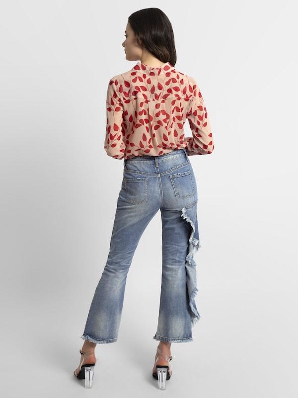 APART Jeans in Blau Blau Blau denim  Neuer Aktionsrabatt a45fc5