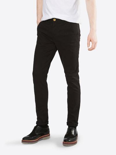 BLEND Панталон Chino 'NOOS' в черно, Преглед на модела