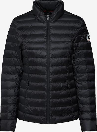 JOTT Prehodna jakna | črna barva, Prikaz izdelka