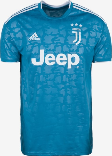 ADIDAS PERFORMANCE Tricot 'Juventus Turin 19/20 3rd' in de kleur Royal blue/koningsblauw / Wit, Productweergave