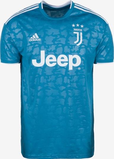 ADIDAS PERFORMANCE Fußballtrikot 'Juventus Turin 19/20 3rd' in royalblau / weiß, Produktansicht