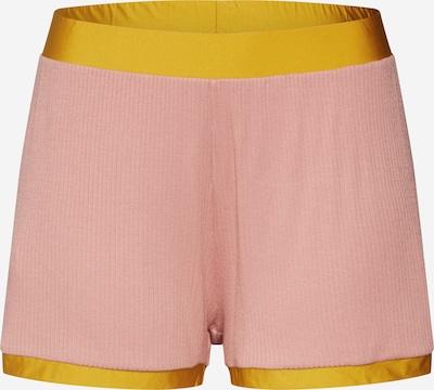 SLOGGI Pyjamabroek in de kleur Sinaasappel, Productweergave