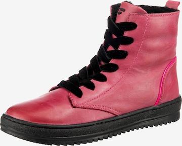 Jochie & Freaks Rubber Boots in Pink