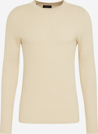 SELECTED HOMME Pullover in offwhite, Produktansicht