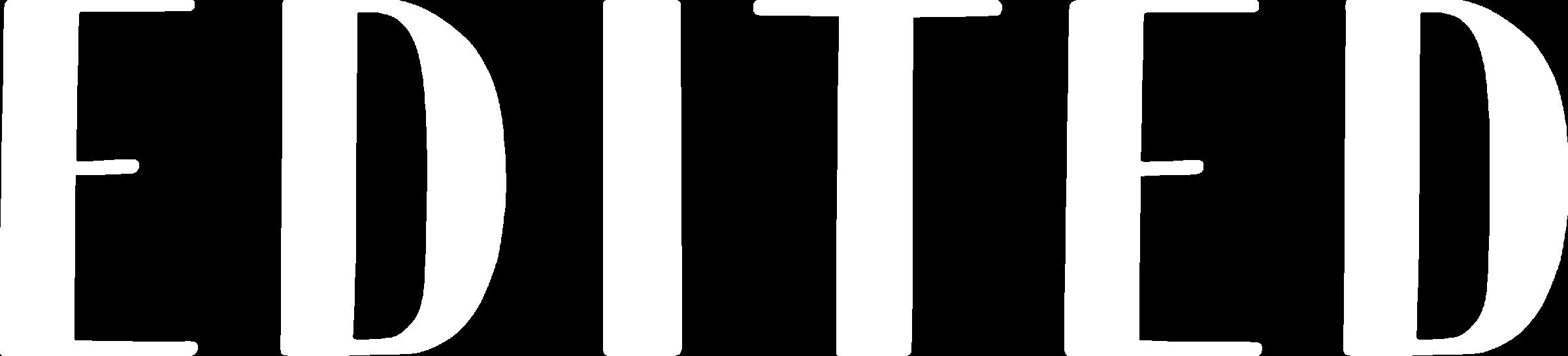 EDITED Logo