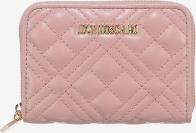 Love Moschino Portemonnaie in pink, Produktansicht