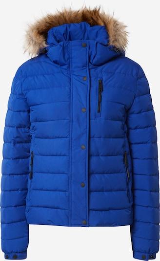 Superdry Winterjas in de kleur Blauw, Productweergave