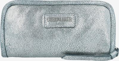 Caterina Lucchi Geldbörse in dunkelgrün / silber, Produktansicht