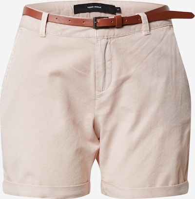 VERO MODA Shorts 'Flash' in hellbeige, Produktansicht