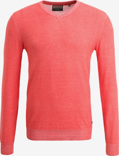 Petrol Industries Pullover in rot: Frontalansicht
