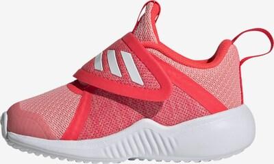 ADIDAS PERFORMANCE Sneaker in hellrot / weiß, Produktansicht