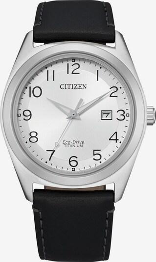 CITIZEN Uhr in schwarz, Produktansicht