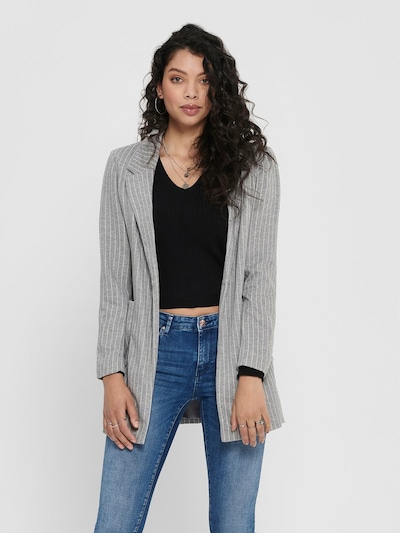 ONLY Blazer in grau, Modelansicht