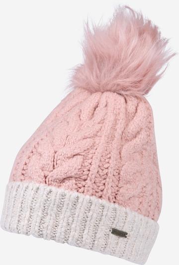 HOLLISTER Mütze in beige / pink, Produktansicht