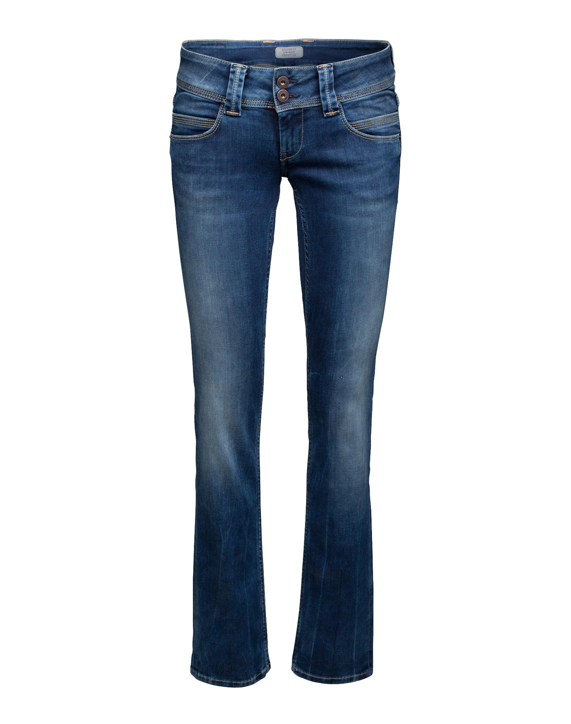 Pepe Bleu Jean Denim Jeans 'venus' En 8wXNnO0Pk